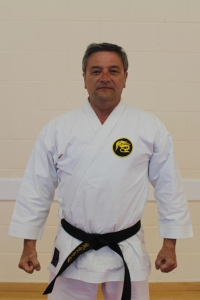 Gary Wilson 4th Dan (Assistant Instructor) WKU Referee CRB/DBS Checked PI Insured Tel - 07808 509811