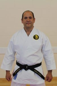 James Smith 5th Dan (Chief Instructor)