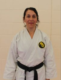 Keely Guy (2nd Dan) Assistant Instructor