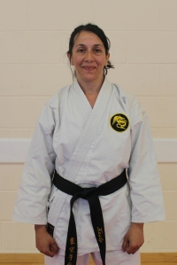Keely Guy 2nd Dan (Assistant Instructor) Child Welfare Officer CRB/DBS Checked PI Insured Tel - 01935 824842