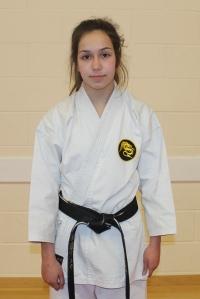 Nadia Guy (2nd Dan)