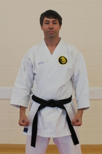 Steve Ward 2nd Dan (Assistant Instructor) WKU Junior Coach First Aid Qualified CRB/DBS Checked PI Insured Tel - 07432 647590